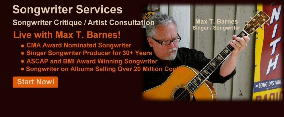 SongCritique with Max T. Barnes